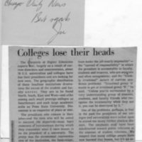 Chicago Daily News, _Colleges Lose Their Heads_.jpg