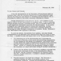 UPenn Statement regarding student sit-in, 28 February 1969.pdf