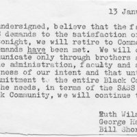 Statement of fast, 13 January 1969.jpg
