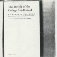 The Revolt of the College Intellectual by Everett Hunt.pdf