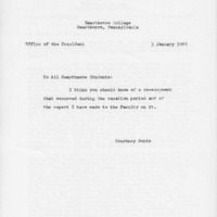 Memo-Smith to students 3 January 1969.pdf