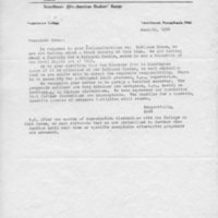 Letter- SASS to Cross 10 March 1970.jpg