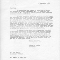Letter- Cross to Mizell, 9 September 1969.jpg