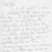 [Letter from Jane Colburn '39, 01/14/1969]