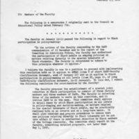 Letter- Barus to Faculty 17 February 1969.jpg