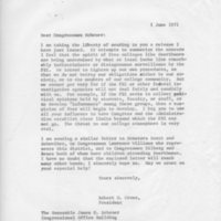 Letter to Rep Scheuer 1 June 1971.jpg