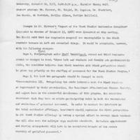 [Minutes of the Black Studies Curriculum Committee 11/20/1968]