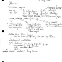 [Class notes, 05/07/1969]