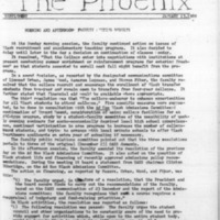 The Phoenix Supplement: January 13, 1969
