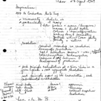 [Class notes, 04/23/1969]