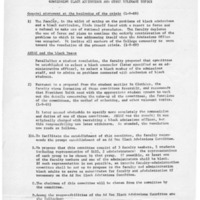 Actions of the Faculty Concerning Black Admissions and Other Relevant Topics, 13 January 1969.pdf