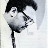 Edwin Collins, director of the Swarthmore College Upward Bound program