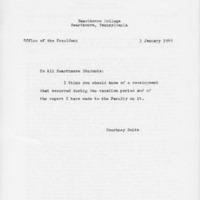 Memo-Smith to students 3 January 1969.pdf