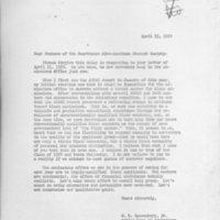 Letter- Quesenbery to SASS, 15 April 1970.jpg