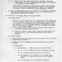 Agenda for January 13 Plenary Meeting