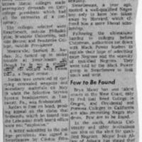 Bulletin, _Blacks Harass Schools Which Sought Reform_ 13 January 1969.pdf