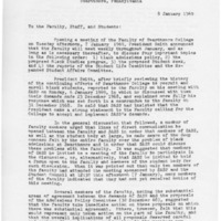 [Open Letter from David Cowden, 01/08/1969]