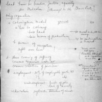 [Class notes, 04/09/1969]