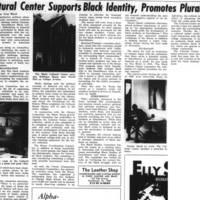 Cultural Center Supports Black Identity, Promotes Pluralism November_12_1971.jpg