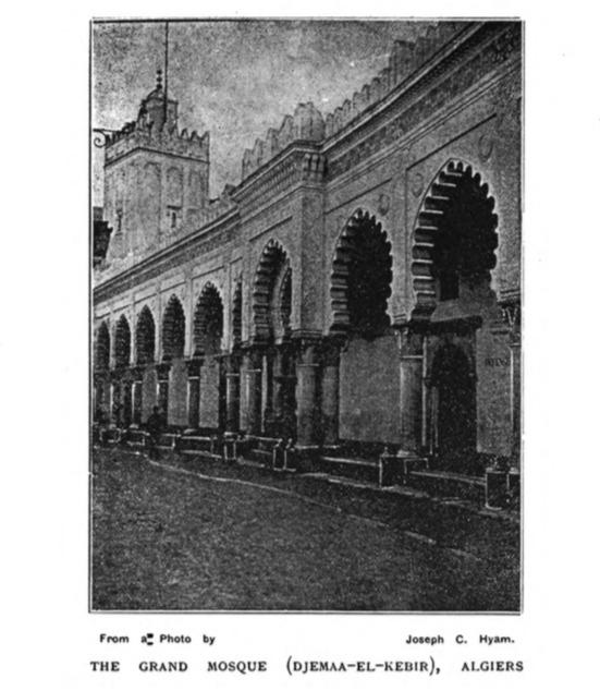 The Grand Mosque (Djemaa-El-Kebir)