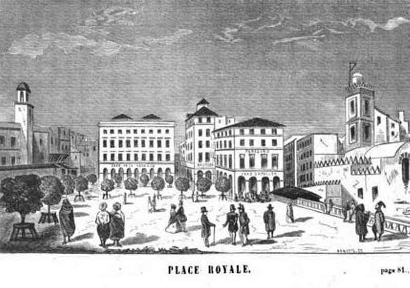 Place Royale, Algiers