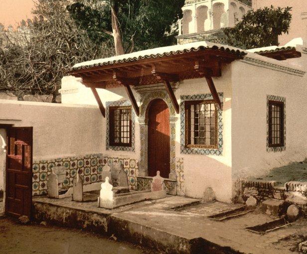 Scholar's shrine