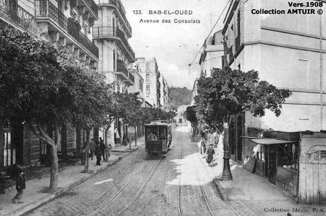 Avenue des Consulats, circa 1908
