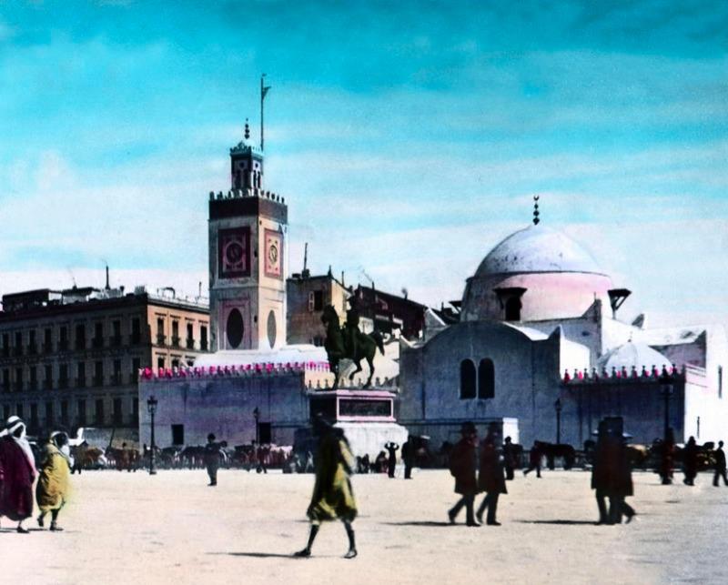 Al Jadid Mosque 1925