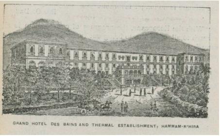 Grand Hotel Des Bains and Thermal Establishment, Hammam-R'hira