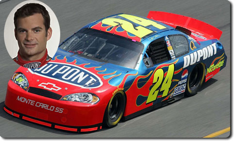 Jeff Gordon Merchandise