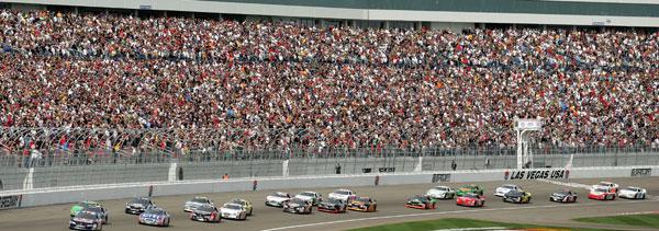 NASCAR Rcetrack