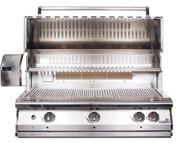 PGS Built-In Gas Grill