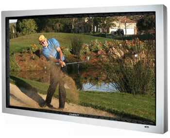 All-Weather Outdoor TV