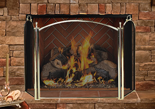Most Popular Fireplace Screens & Accessories