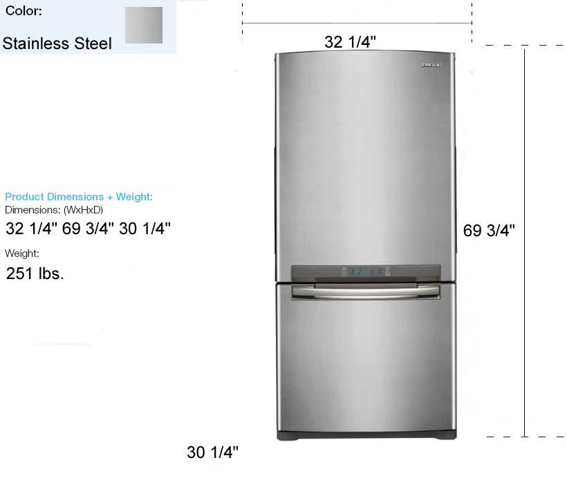 refrigerators by size - Mersn.proforum.co