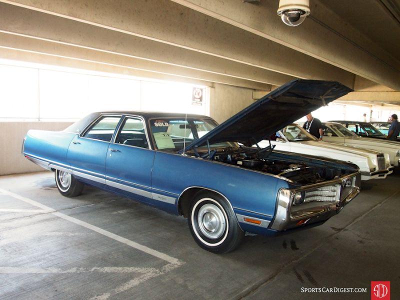 1972 Chrysler New Yorker 4-Dr. Sedan