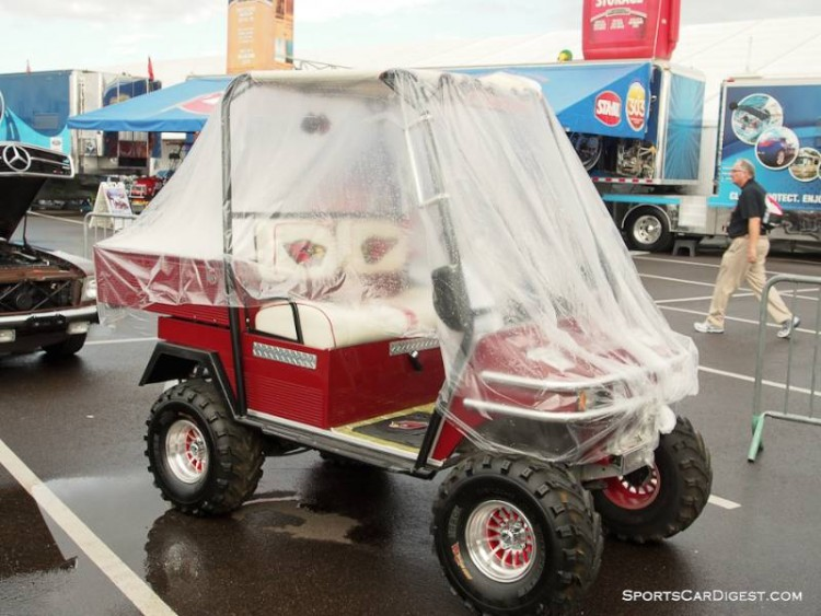 1977 Club Custom Golf Cart