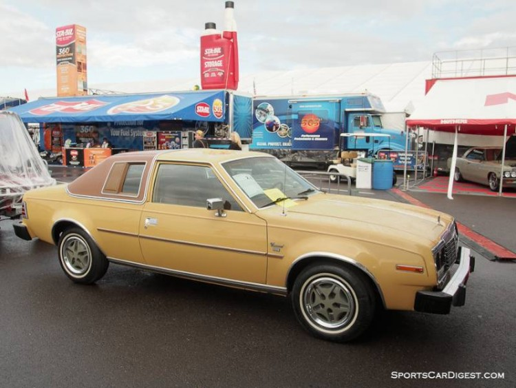 1981 AMC Concord DL Coupe