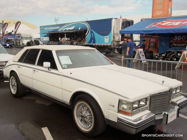 1984 Cadillac Seville 4-Dr. Sedan