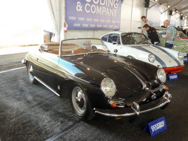 1960 Porsche 356B Super 90 Roadster