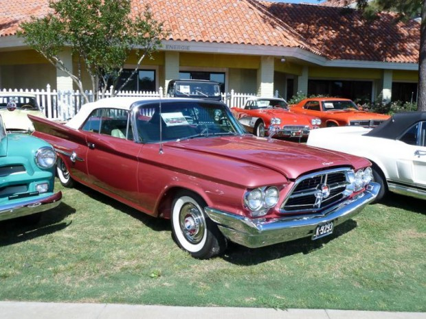 1960 Chrysler 300F Convertible Conversion