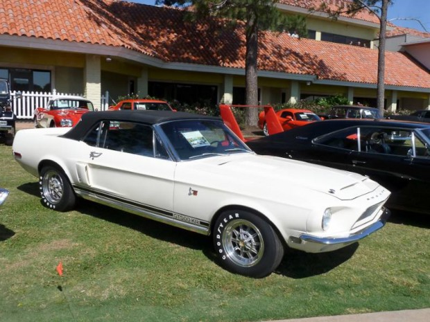 1968 Shelby Mustang GT500KR Convertible