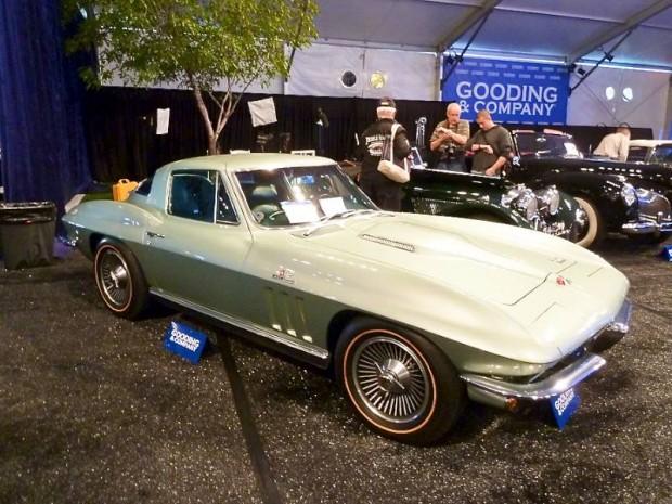 1966 Chevrolet Corvette Coupe for sale