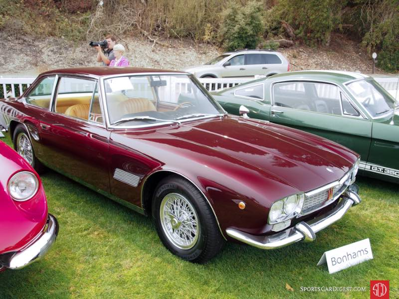 1967 Maserati Mexico 4.7 Coupe