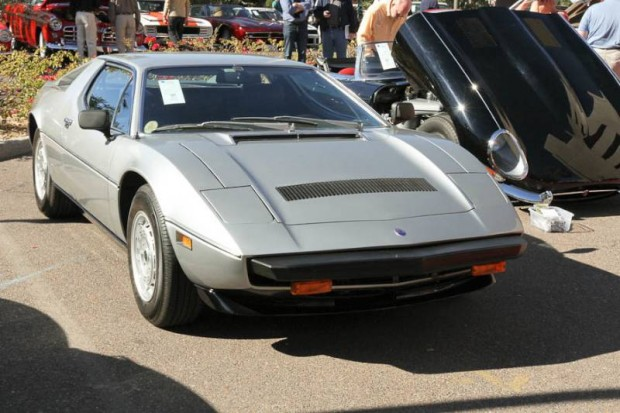1978 Maserati Merak SS Coupe, Body by Giugiaro