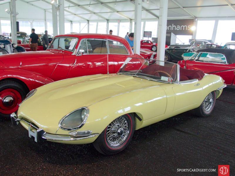 1963 Jaguar XKE SI Roadster;