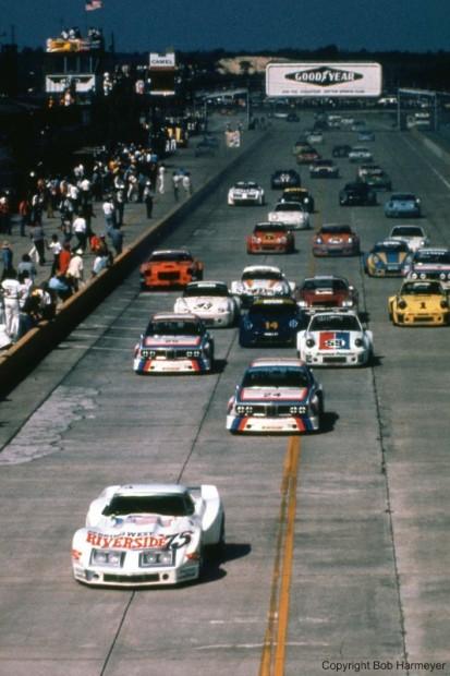 Greenwood Corvette, 1975 12 Hours of Sebring, Spirit of Sebring Corvette