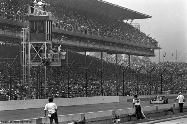AJ Foyt, 1977 Indianapolis 500