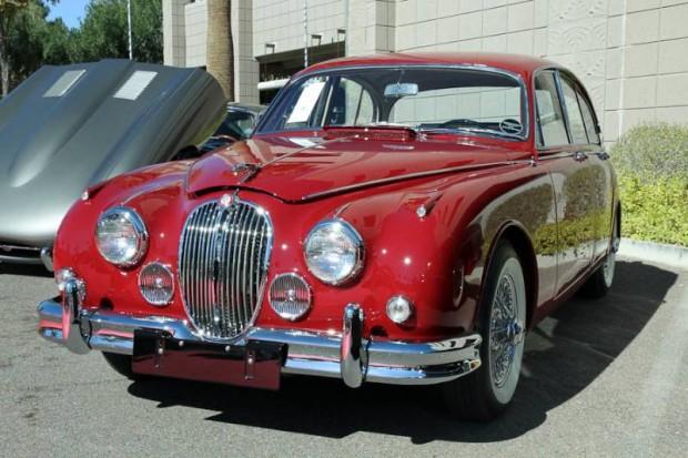 1962 Jaguar Mark 2 3.8 4-Dr. Sedan