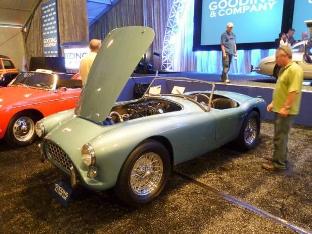 1957 AC Ace Bristol Roadster